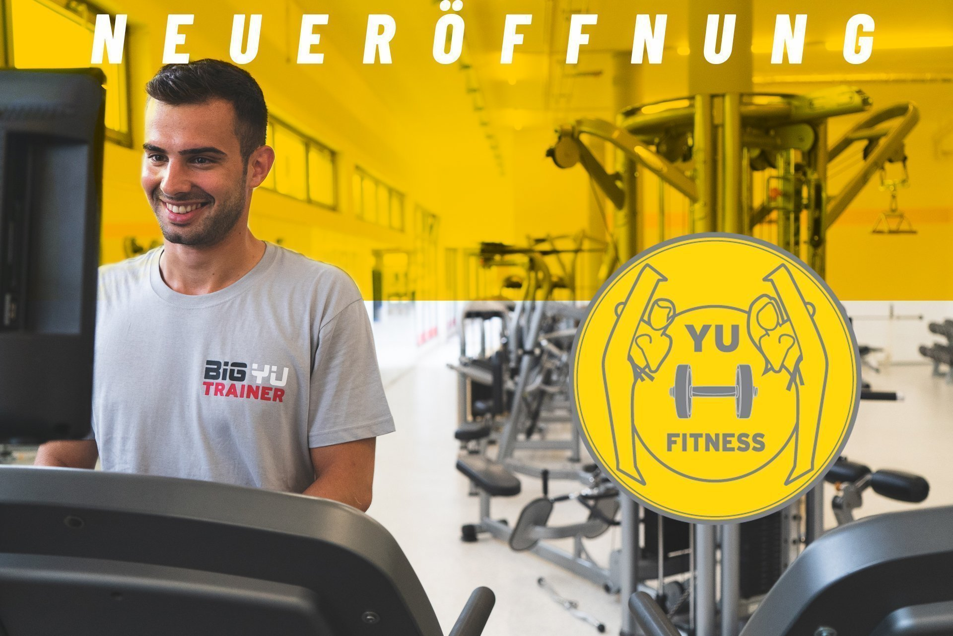 Bild zu YU-Fitness: Ab 29.2. in Hietzing